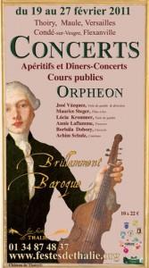 Versailles Concert : Les goûts réunis