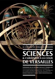 Versailles Expo : Sciences et curiosités à la Cour de Versailles