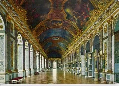 VERSAILLES CHATEAU : visite du château de Versailles et des Jardins