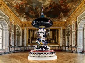 Kiki de Takashi Murakami: Merci Versailles