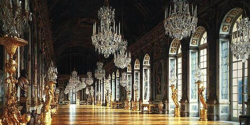 Résidence de chasse sous Louis XIII