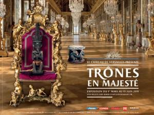 Château de Versailles : Trônes en majesté De mars au 19 juin 2011