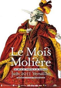 Versailles : 16E ÉDITION DU MOIS MOLIÈRE juin 2011