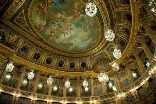 VERSAILLES NEWS : Opéra Royal  Saison 2011-2012