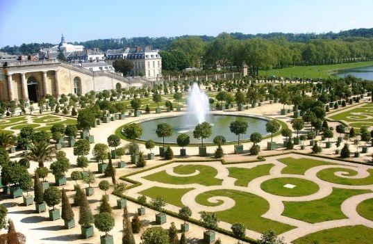 Château de Versailles: Les Jardins Musicaux  2012