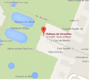 Chateau de Versailles : horaires et photos