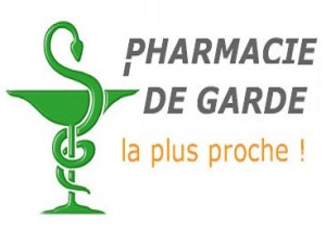 Ville de Versailles : Pharmacie de garde